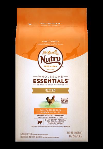 全護營養系列-特級幼貓懷孕母貓配方(農場鮮雞+糙米)