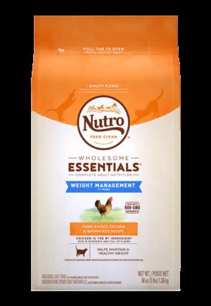 全護營養系列-結紮貓/體重控制配方(農場鮮雞+糙米)