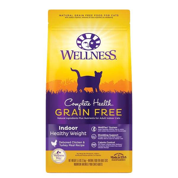 全方位 無穀系列 室內貓 體重控制食譜